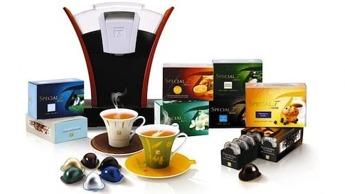 Gift Ideas -  Nestle Special.T System Makes Drinking Tea Cool