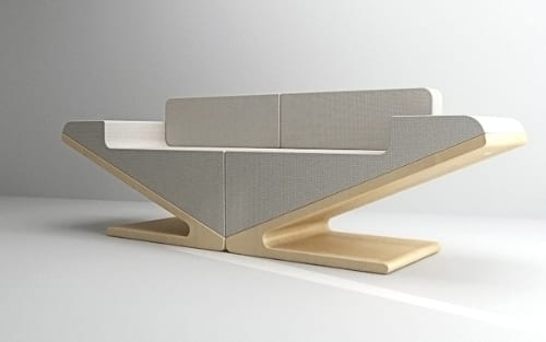 V-Two Sofa Comes With Hidden Plan to Take Over Your Living Room