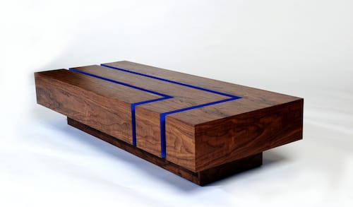 thoughtwood coffee table
