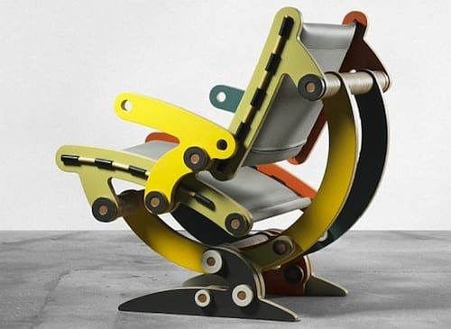 Chair By  Kenneth Smythe