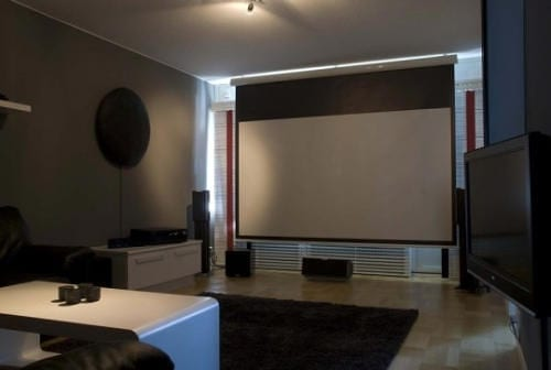 Do It Yourself Home Theater Acts as Music Station Too 7