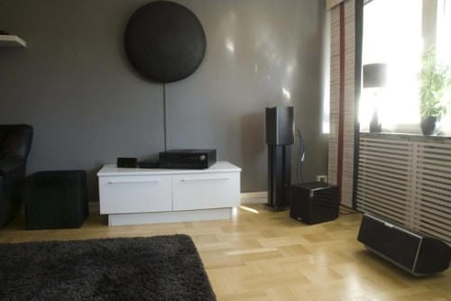 Do It Yourself Home Theater Acts as Music Station Too 8