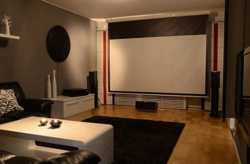 Do It Yourself Home Theater Acts as Music Station Too 9