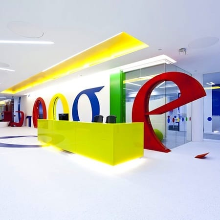 London Google Office By Scott Brownrigg Interior Design