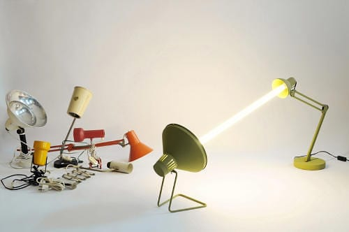 Relumine Project Unites Old Lamps Forever 16