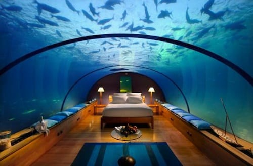 Eight Of The World's Coolest Hotel Beds 10