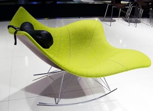 Eames Inspired Sting Ray Chair by Thomas Pederson