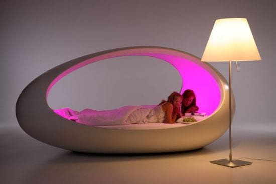 10 Of The Coolest High Tech Beds