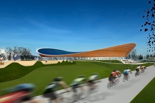 Olympic Velodrome - Olympic Games