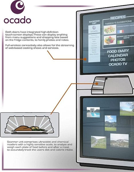 Smart Fridges Can Offer You A Meal 10
