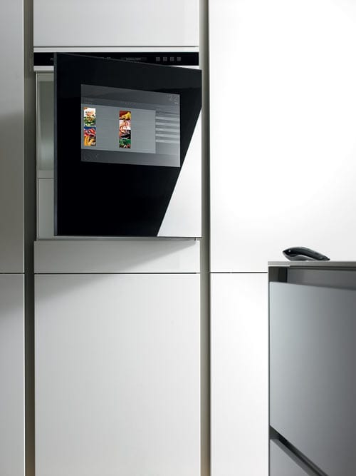 SieMatic S2 Multimedia Cabinet Brings Your Kitchen to the 21st Century 7