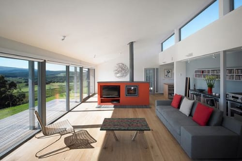 The Houl House Combines Energy Efficiency With Exquisite Design 8