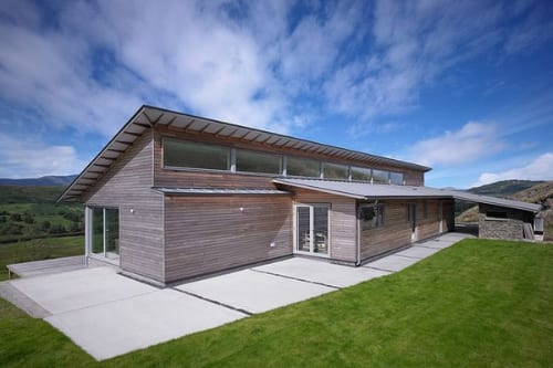 The Houl House Combines Energy Efficiency With Exquisite Design 5