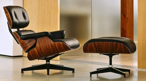 10 Cool And Quirky Versions Of The Iconic Eames Lounge Chair