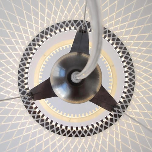 Disque Pendant Lamp by Marc van der Voorn - Modern Lamp Design
