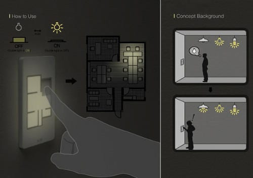 Floor Plan Light Switch Remembers to Turn Off Lights 10