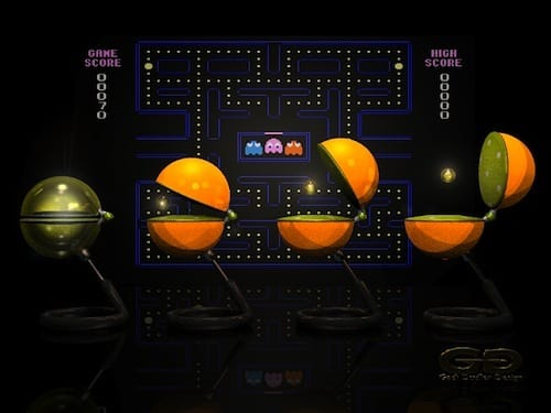 14 Cool Examples Of Pac-Man Inspired Furniture And Home Accessories 11