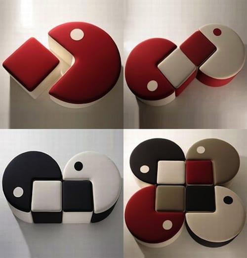 14 Cool Examples Of Pac-Man Inspired Furniture And Home Accessories 16