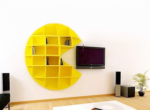 14 Cool Examples Of Pac-Man Inspired Furniture And Home Accessories 5
