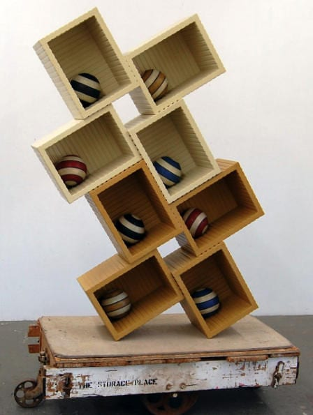 Anyway Cabinet by Jeb Jones Stands Anyway Against Gravity and Reason 10