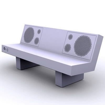 16 Of The Worlds Coolest Music Inspired Furniture And Design 11