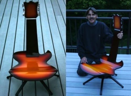 16 Of The Worlds Coolest Music Inspired Furniture And Design 12