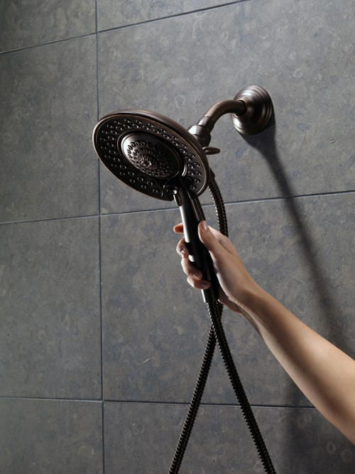In2ition Shower Head by Manki Yoo Upgrades Your Shower Experience 11