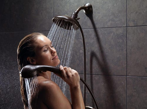 In2ition Shower Head by Manki Yoo Upgrades Your Shower Experience 10