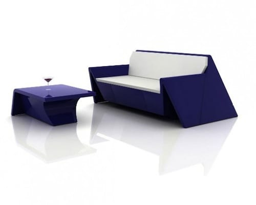 16 Of The Worlds Coolest Examples Of Origami Inspired Furniture 24