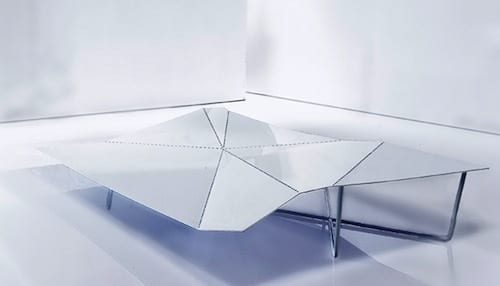 16 Of The Worlds Coolest Examples Of Origami Inspired Furniture 23