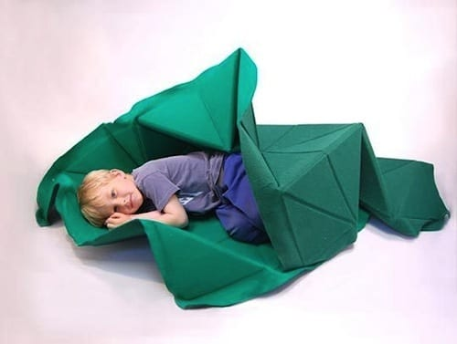 16 Of The Worlds Coolest Examples Of Origami Inspired Furniture 22