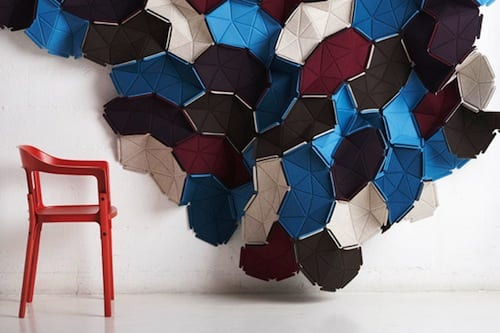 16 Of The Worlds Coolest Examples Of Origami Inspired Furniture 13