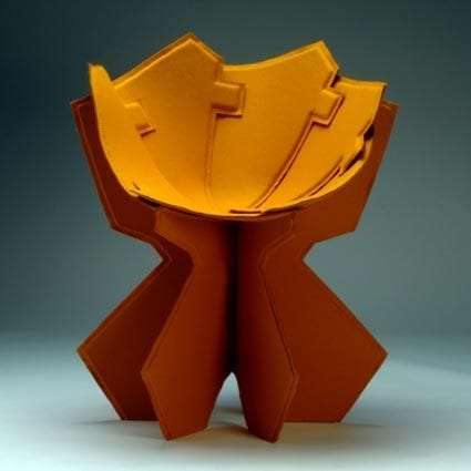 16 Of The Worlds Coolest Examples Of Origami Inspired Furniture 21
