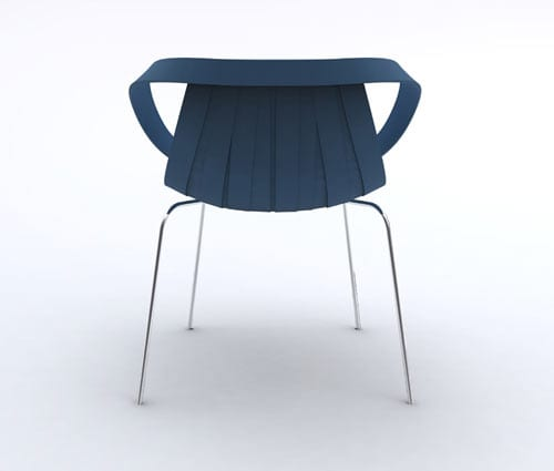 Moroso Impossible Wood Chair By Doshi Levien 9