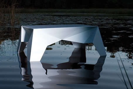 16 Of The Worlds Coolest Examples Of Origami Inspired Furniture 11