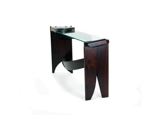 Curved Dovetail by Nico Yektai make great Modern Console Tables 13