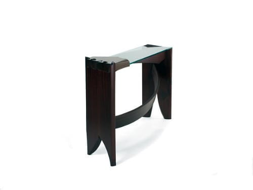 Curved Dovetail by Nico Yektai make great Modern Console Tables 14