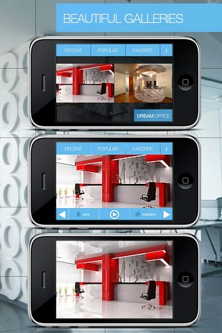 Architecture iPhone Apps