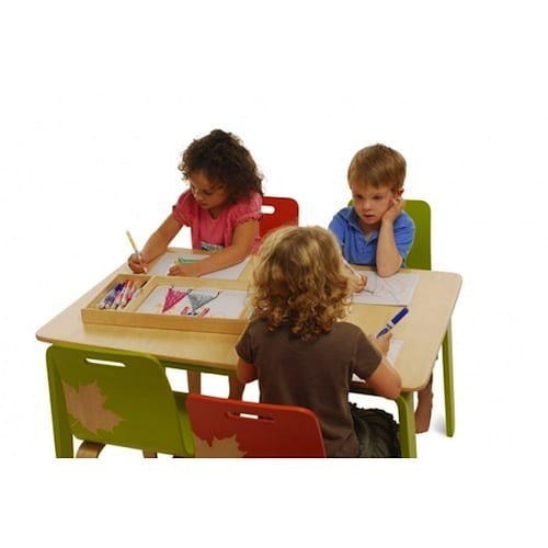 iglooplay Craft Work Table And Chairs for Children 24