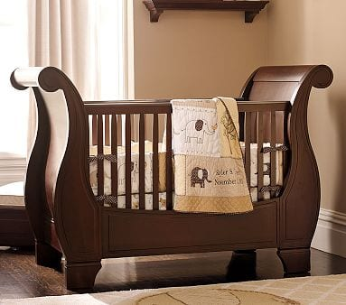 Pottery Barn Kids Crib