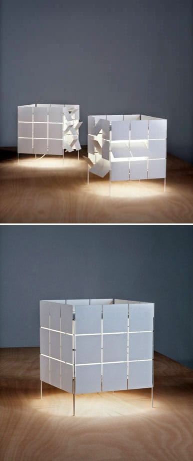 13 Cool Examples Of Rubik's Cube Inspired Furniture 12