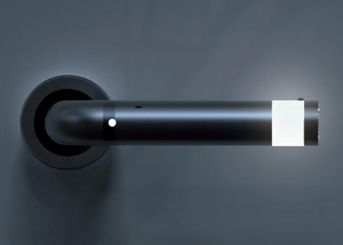 LED door handle