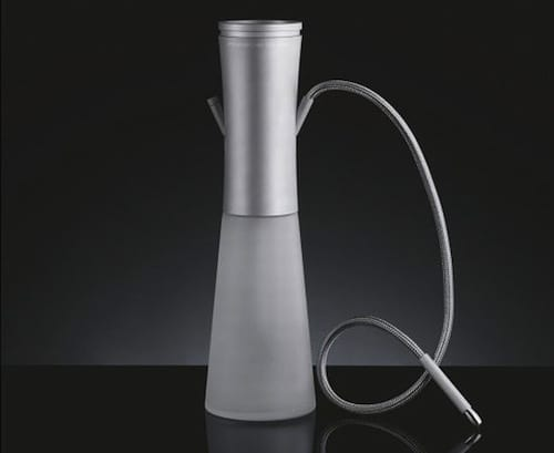 Luxury Shisha Or Hookah Pipe By Porsche Design