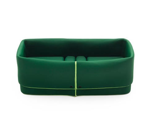 interchangeable seating system
