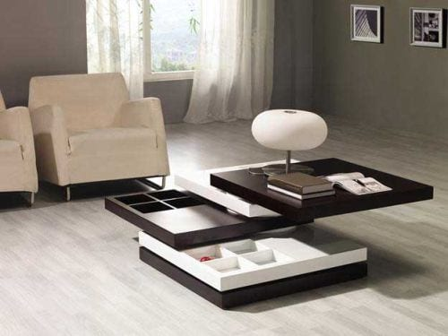 multifunctional coffee table