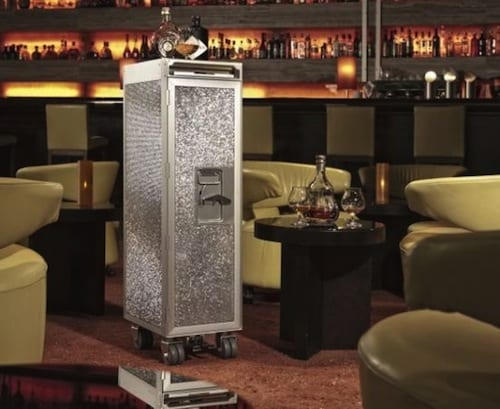 swarovski fridge