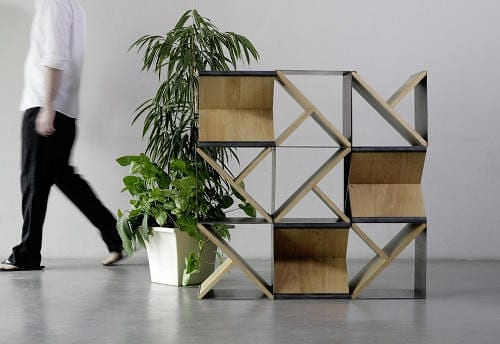 A Clever Coffee Table: Knoll Power Cube 15