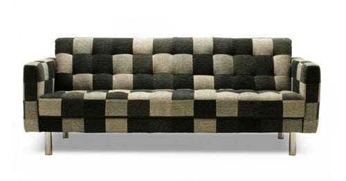 7 Bold Patterned Fabric Sofas for a House