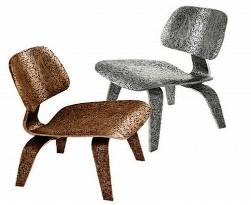 Indian Eames chair