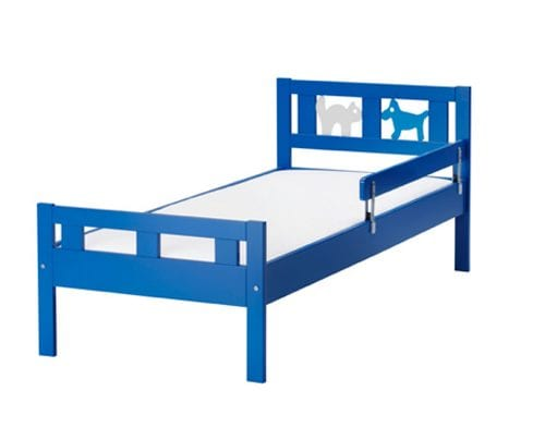 The Kritter Bedframe by IKEA